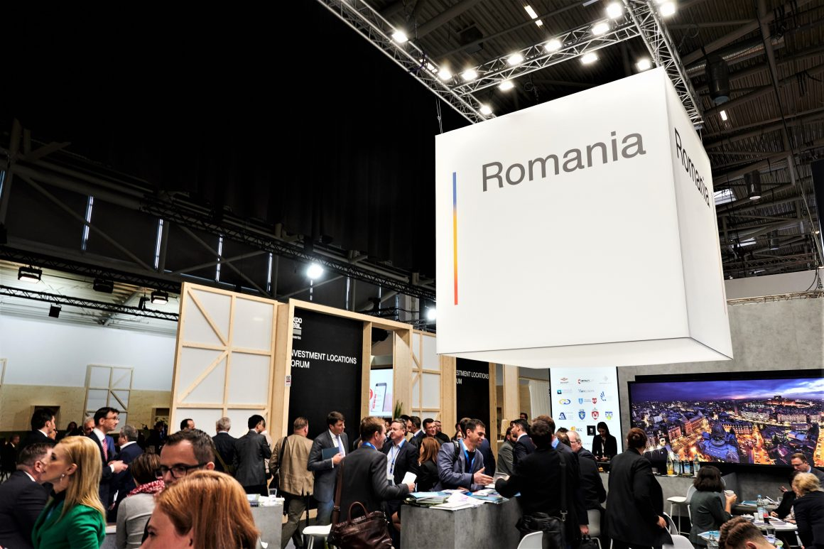 Romania for the 7th time at EXPO REAL Munich