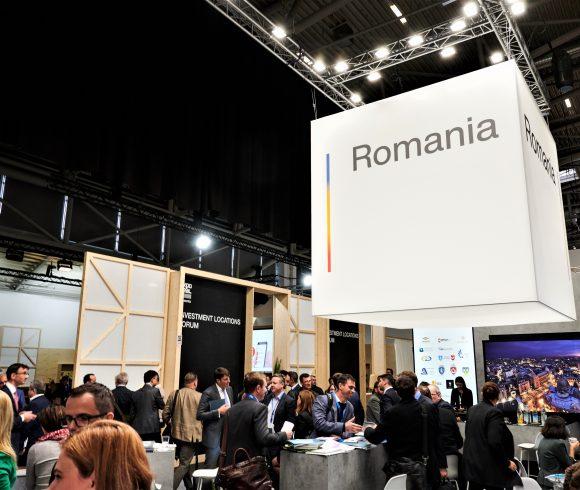 România pentru a șaptea oară la EXPO REAL München