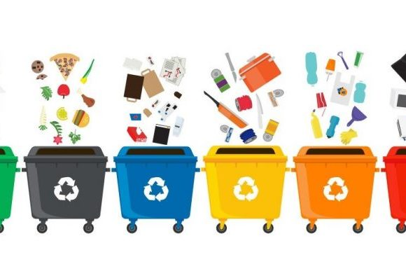 """Waste management and Recycling in Romania"" project and its brochure"