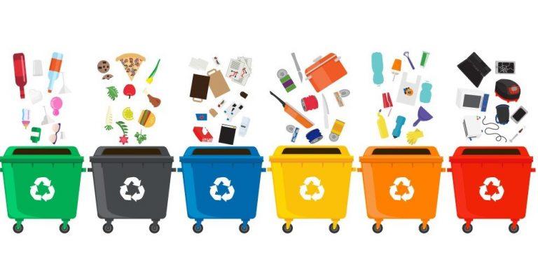 """Das Projekt """"Abfallwirtschaft und Recycling in Rumänien"""" und seine Follow-up Broschüre"""