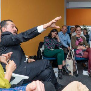 Consultare Strategia de Dezvoltare Bucureşti 2050 – Dezbatere cu membrii AHK România