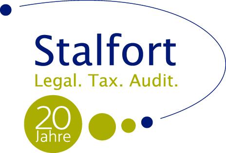 logo stalfort 20 ani