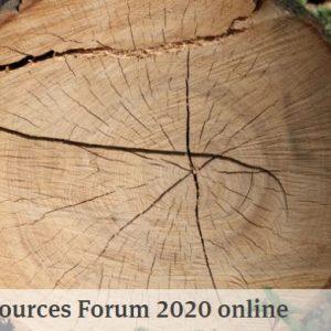 Virtuelles Europäisches Ressourcen-Forum 2020