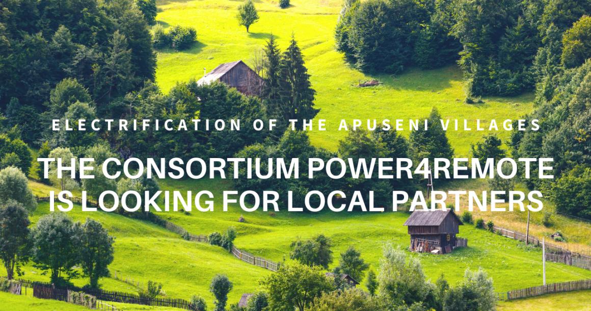Consorțiul german Power4remote caută parteneri locali pentru implementarea unui proiect de electrificare