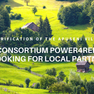 The German consortium Power4remote is looking for local partners to implement an electrification project