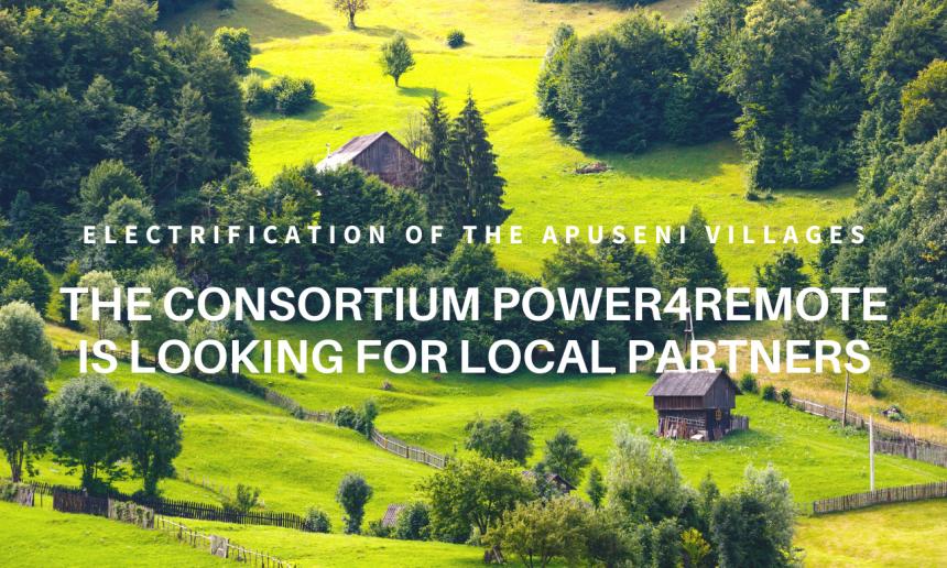 Das deutsche Konsortium Power4remote sucht nach lokalen Partnern für ein Elektrifizierungsprojekt