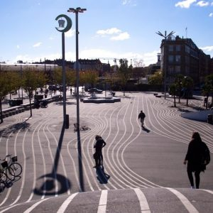 Städtische Sportplätze: Lösungen, um in Städten fit zu bleiben
