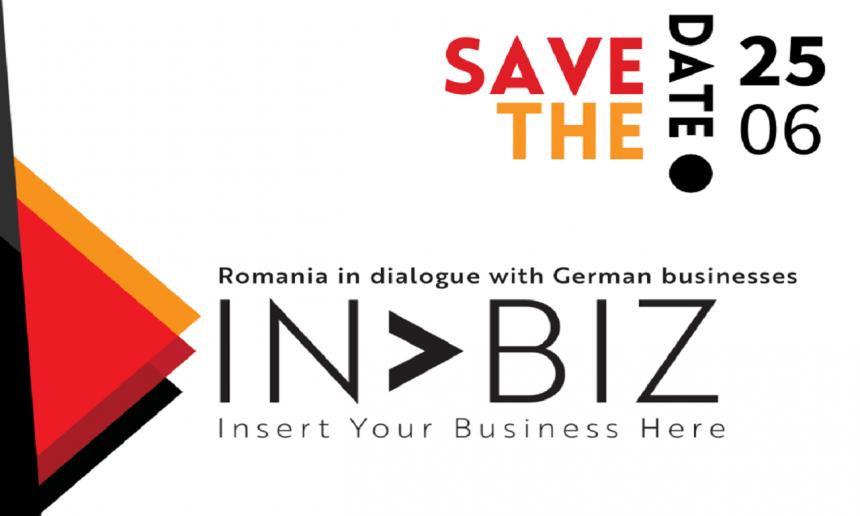 IN BIZ Wirtschaftskonferenz – Rumänien im Dialog mit der deutschen Wirtschaft