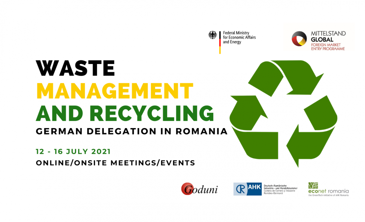 """Hybrid business trip """"Recycling and Waste Management"""""""