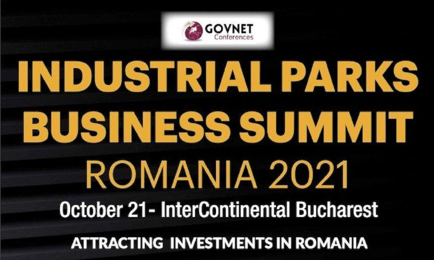Romanian Industrial Parks Business Summit 2021